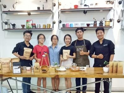 Workshop pha chế cà phê trứng