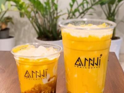 Sữa tươi trân châu trứng muối tạo Hot trend mới tại Cà mau