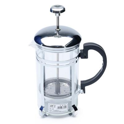 Bình ép cà phê hoặc trà 600ml (JMLA04 -vuong)