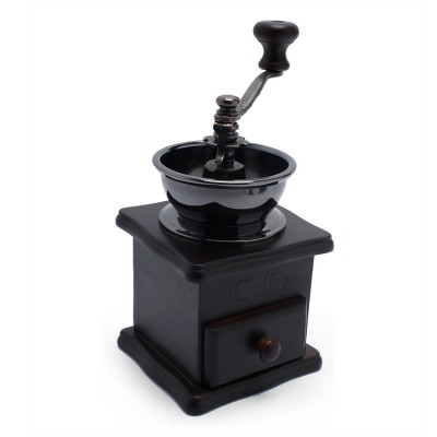 Cối xay cà phê bằng tay cổ điển AnniCoffee (Đen)