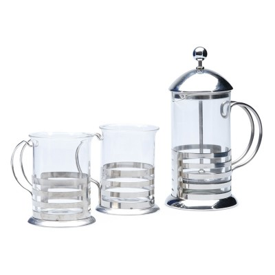 Bộ bình pha cà phê và trà -  Jinmeilai A04