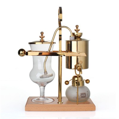Royal balance coffee maker