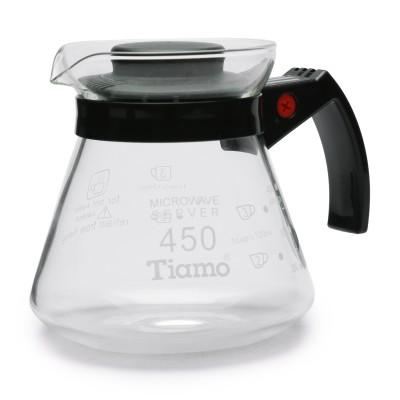 Bình phục vụ cà phê, trà Tiamo 450ml