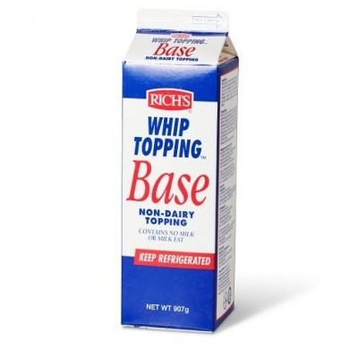 Base Whip Topping