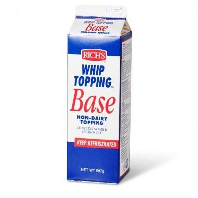 Base Whip Topping