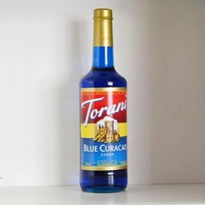 Syrup Torani Blue