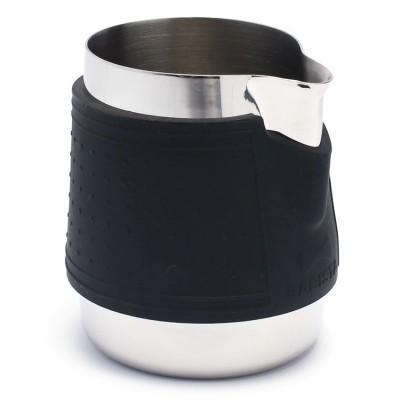 Ca đánh sữa tách nhiệt Tiamo 350ml (đen)