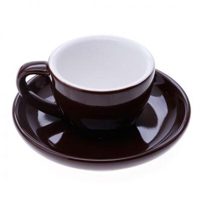 Ly sứ espresso 75ml (Nâu)