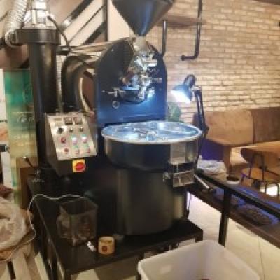 Máy rang cà phê công suất 3kg/mẻ