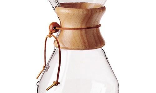 Cách pha cà phê bằng Chemex