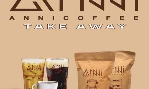 ANNICOFFEE TAKE AWAY –  HỖ TRỢ Ý TƯỞNG KINH DOANH CHO GIỚI TRẺ 2018