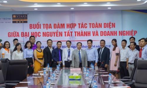 Khởi sự Kinh doanh cà phê sạch cùng An Nhiên tại ngày hội việc làm tuyển dụng trực tiếp tại ĐH Nguyễn Tất Thành