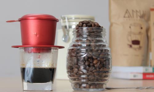 Cách pha cà phê phin đúng chuẩn tại nhà cùng ANNI COFFEE