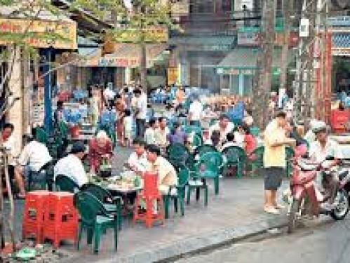 Thói quen dùng cà phê của người  Sài Gòn trong nhịp sống hối hả