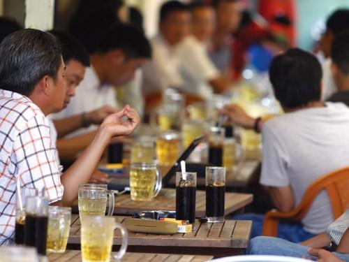 Cà phê Việt không ngon do pha phin