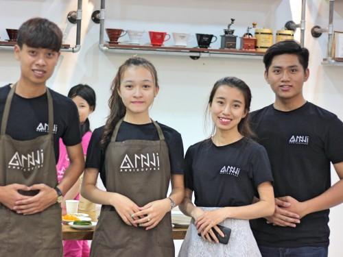 THÔNG TIN TUYỂN DỤNG ANNI COFFEE GÒ VẤP