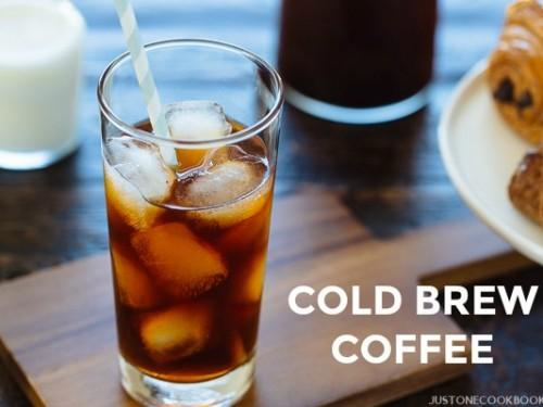 Hướng dẫn cách pha Cold Brew tại nhà
