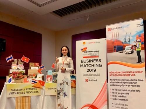 Anni Coffee và tuần hàng Việt Nam tại Thái Lan 2019