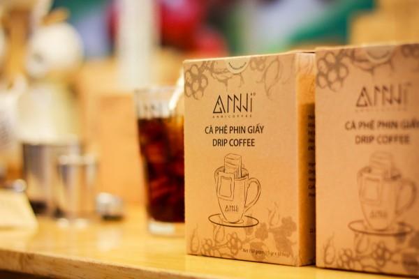 KHUI HỘP CÀ PHÊ PHIN GIẤY ANNI COFFEE