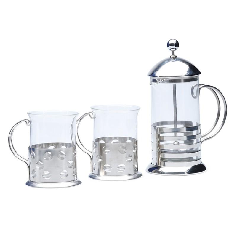 Bộ Bình ép cà phê hoặc trà 350ml (JMLA04 -cafe)