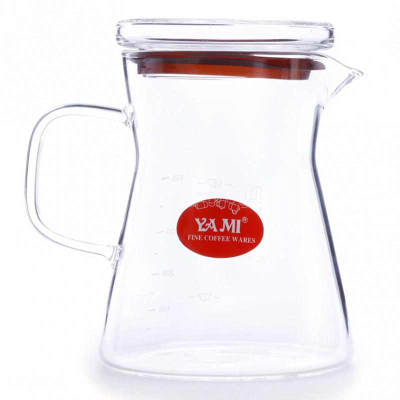 Bình phục vụ trà, cà phê (Yami,nâu)