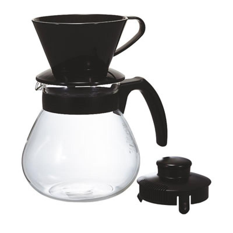 Bộ bình pha cà phê bằng drip cup
