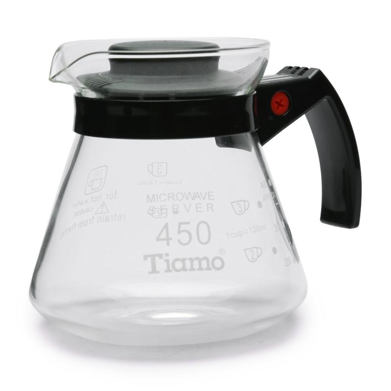 Bình phục vụ cà phê, trà - (đen-450ml)