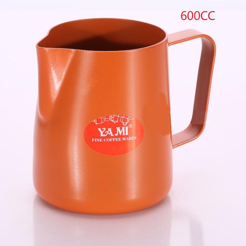 Ca Đánh Sữa YaMi 600ml (Cam)