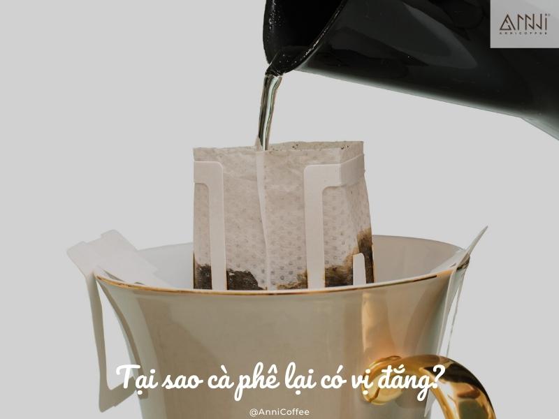 cà phê vị đắng anni coffee