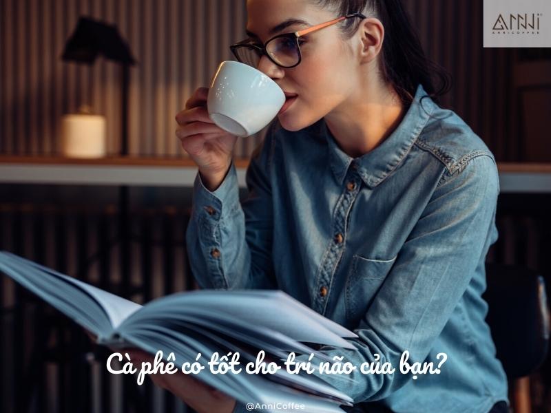 cà phê tốt cho trí não
