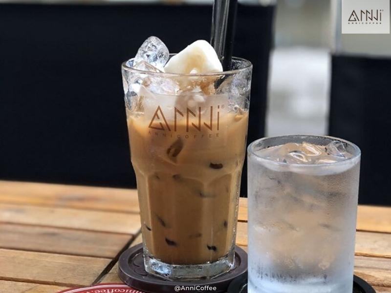 cà phê sữa đá anni coffee