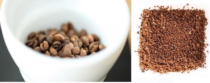 cách pha cà phê bằng dripper