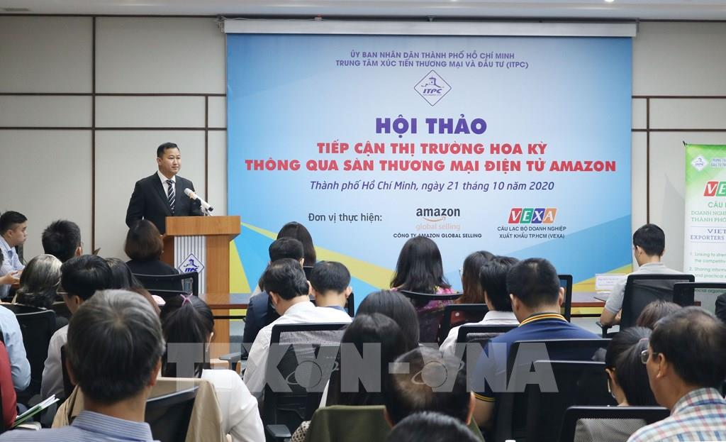 Ông Trần Lữ Phú, Phó giám đốc ITPC