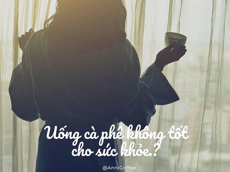 uống cà phê tốt cho sức khỏe