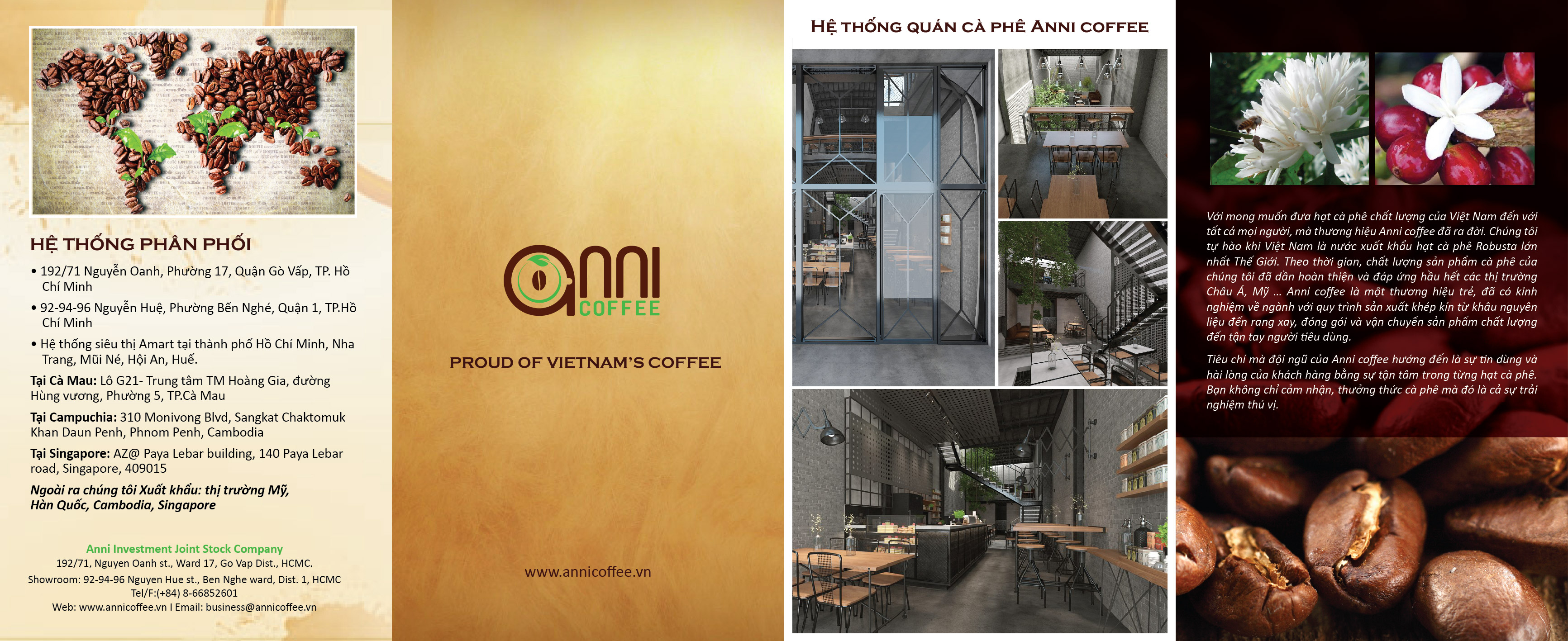 Giới thiệu về Anni Coffee