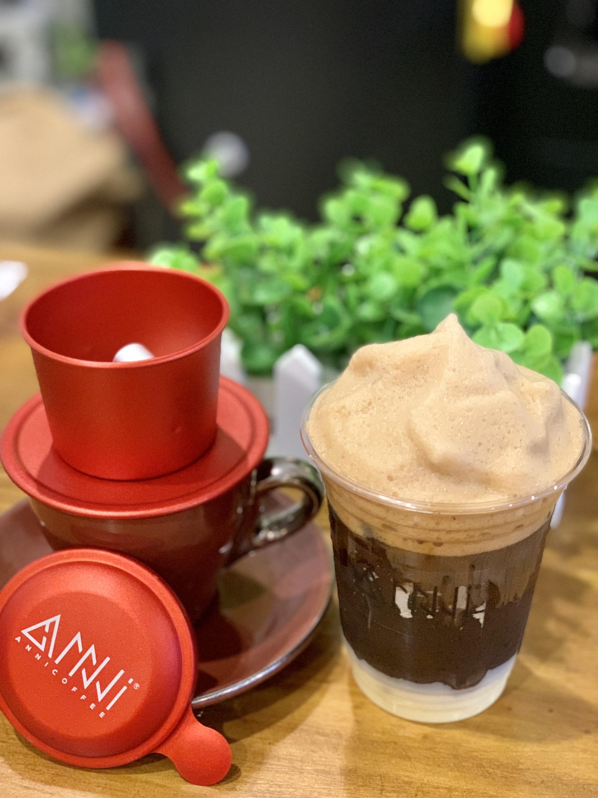 Công thức làm cà phê bọt sữa cùng ANNI COFFEE