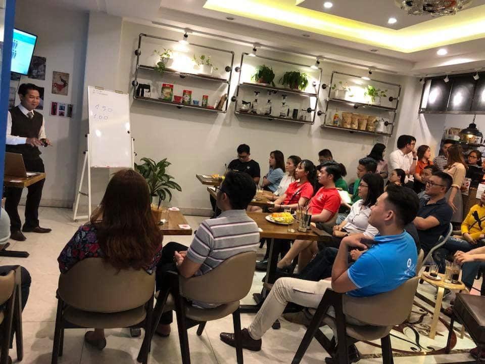 Anni coffee Hồ Chí Minh