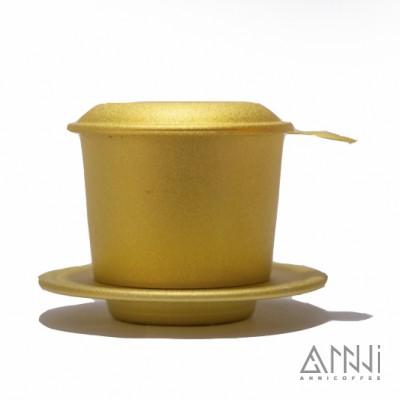 Phin nhôm sơn tĩnh điện công nghệ Anode (Vàng)