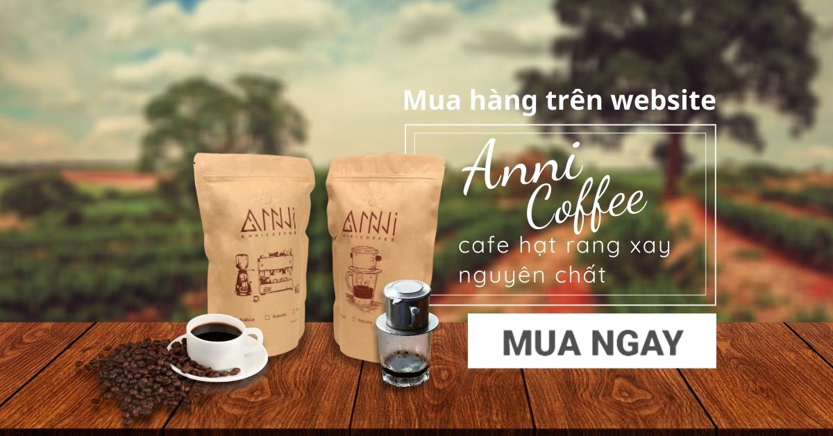website chính thức bán sản phẩm anni coffee