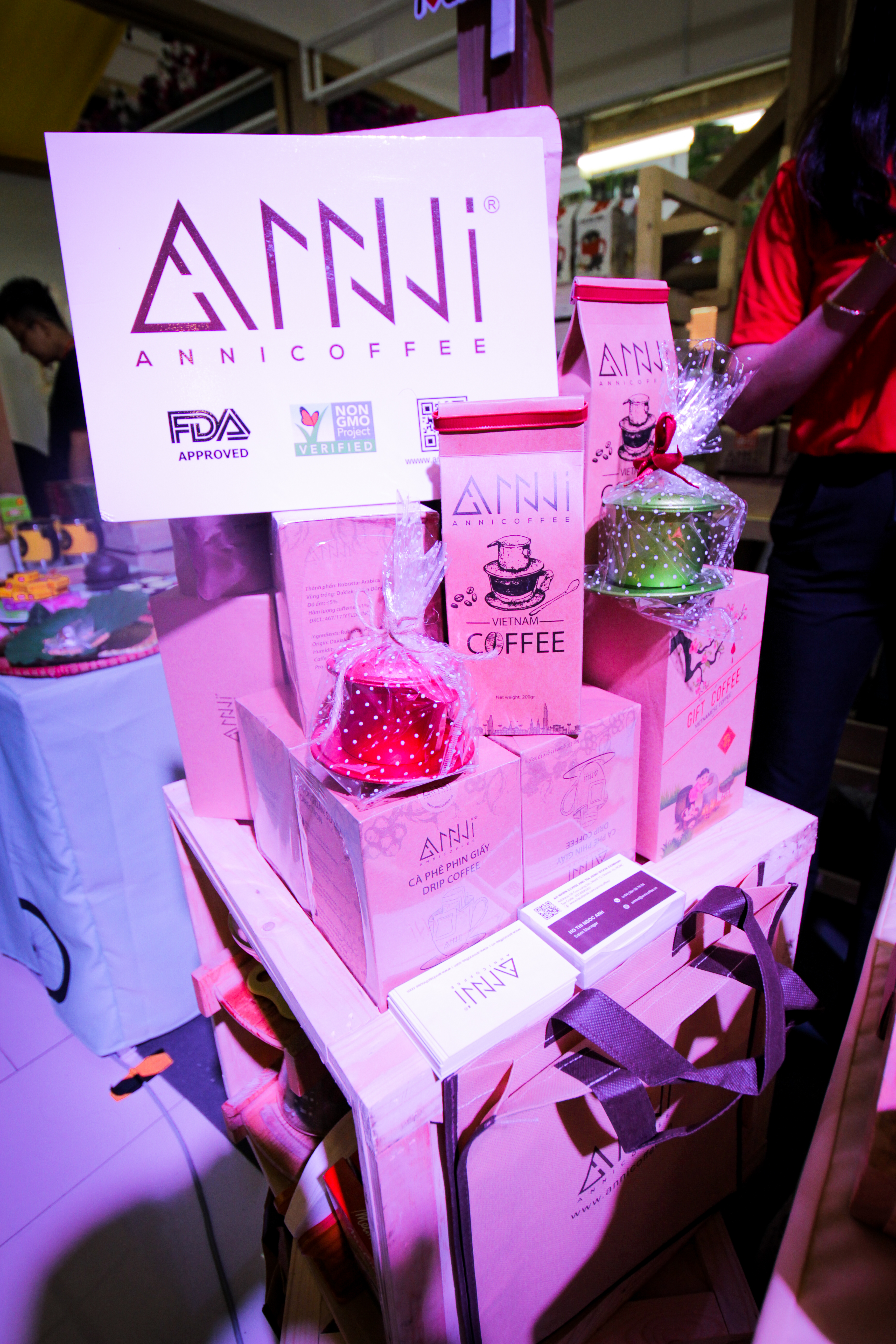 Tuần triển lãm hàng Việt Nam tại Thái Lan